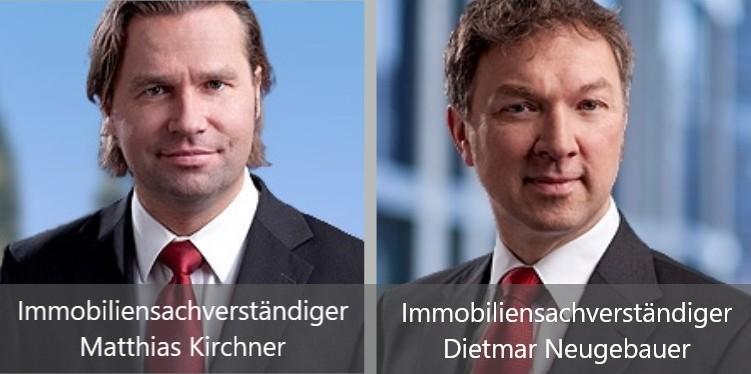 Immobiliengutachter Kirchner und Neugebauer