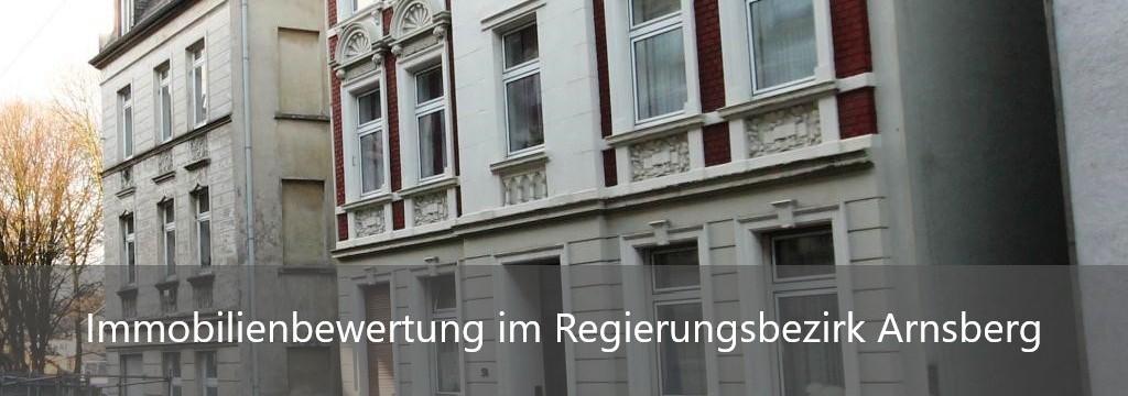 Immobilienbewertung Regierungsbezirk Arnsberg