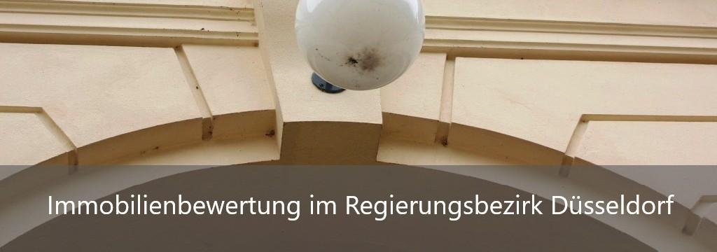 Immobilienbewertung Regierungsbezirk Düsseldorf