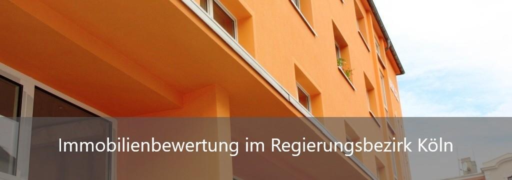 Immobilienbewertung Regierungsbezirk Köln